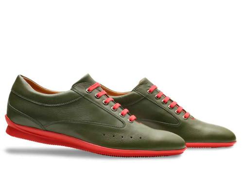 John Lobb Brand New John Lobb ASTON MARTIN Limited Edition - Racing Green Calf