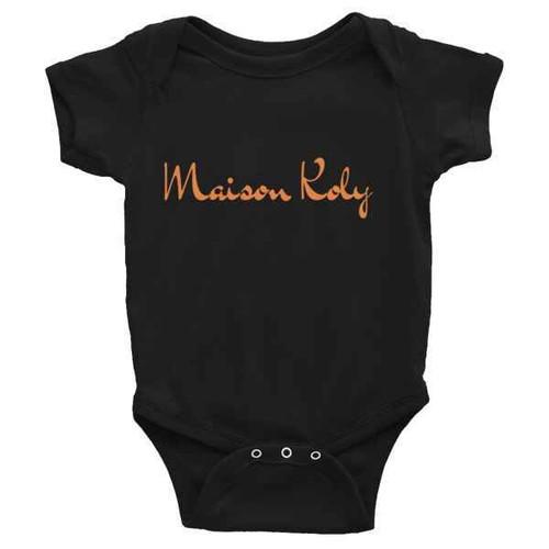 Maison Koly Maison Koly Guez De Balzac Infant Bodysuit