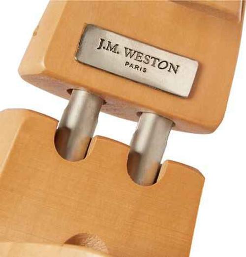 JM Weston Brand new JM Weston Lasted Wooden Shoe Trees
