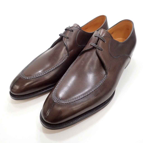 John Lobb Brand new John Lobb Portman Derby- in Dark Brown calf