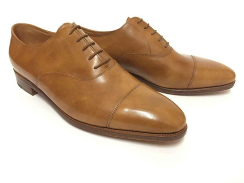 John Lobb Brand new John Lobb City III- in Ardilla Misty Calf