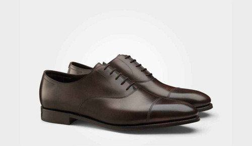 John Lobb Brand new John Lobb City II- in Dark Brown Museum Calf
