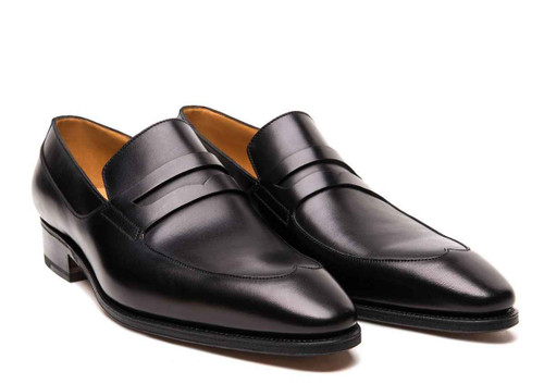 JM Weston Brand new JM Weston limited edition 436 loafers - Black