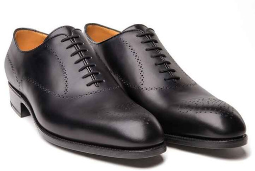 JM Weston JM Weston savile 582 oxfords - Black calf - preowned