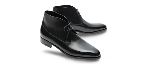 John Lobb Brand New John Lobb St Crepin 2012 Limited Edition- Black Misty Calf