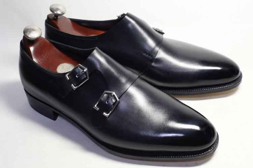 John Lobb Brand New John Lobb St Crepin 2010 Limited Edition- Black Calf