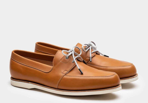 John Lobb Brand new John Lobb Arima - Brown buffalo