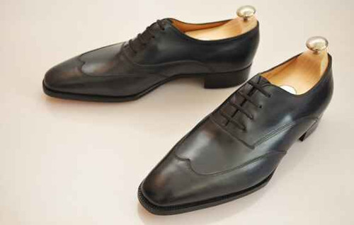 John Lobb Brand new John Lobb Woodcote Prestige collection - in Black Calf