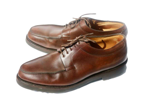 John Lobb John Lobb Handmade Derby - Meleze Buffalo Leather