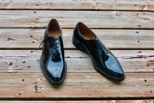 Givenchy Brand new Givenchy Richelieu wholecut oxford - Black
