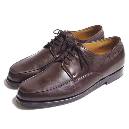 John Lobb John Lobb Cromer Handmade Derby - Brown Buffalo Leather
