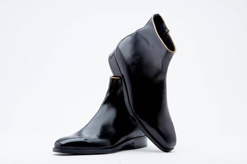 Enzo Bonafe Brand New Enzo Bonafe - Zipper Boots- 3993
