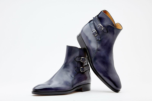 Enzo Bonafe Brand New Enzo Bonafe - Boots- Made To Order