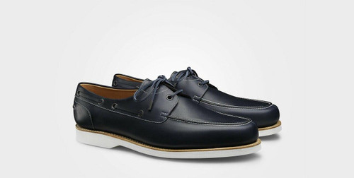 John Lobb Brand New John Lobb Isle - Navy Calf leather