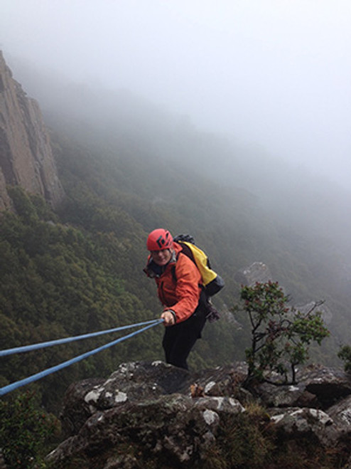 Introductory Abseiling Mt Wellington