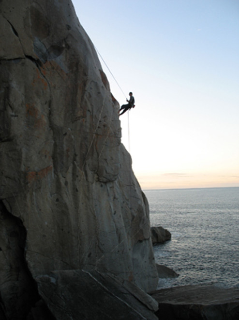 Introductory Abseiling Freycinet