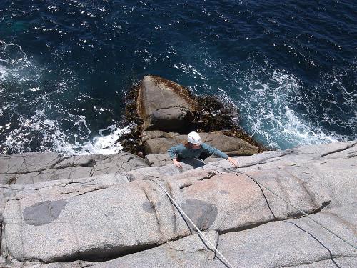 Freycinet Rock Climbing