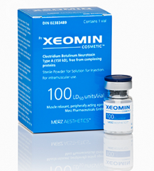 Xeomin 100 Units/vial
