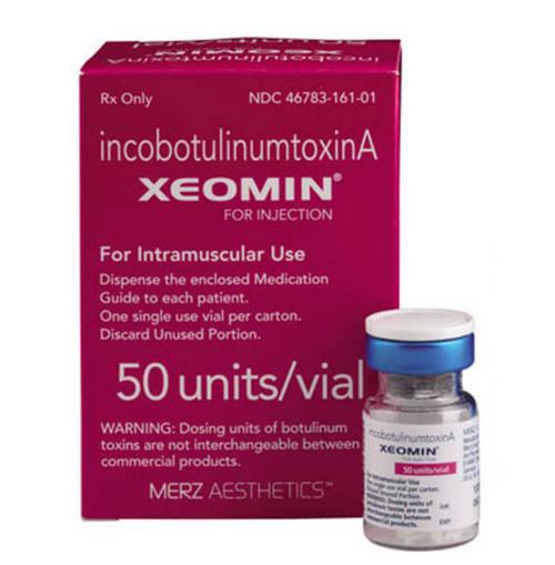 Xeomin 50 Unit per Vial