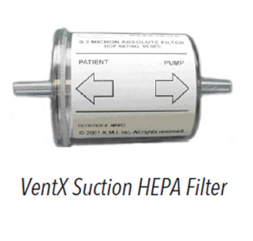VentX Suction HEPA Filter