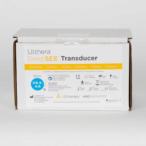 Ultherapy DeepSEE DS 4-4.5 (Blue) Transducer