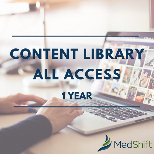 Content Library All Access - 1 Year