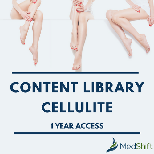 Content Library Cellulite Access - 1 Year
