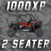 POLARIS RZR 1000XP 2 SEATER TENDER SPRING SWAP KIT