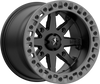 MSA WHEEL DEAL 14X7/4+3 WITH FREE AXLE