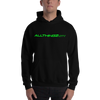 All Thingz UTV  green Hooded Sweatshirt