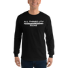 Long Sleeve All Thingz Racing T-Shirt