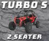 TURBO S - 2 SEATER TENDER SPRING SWAP KIT