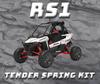 RS1 TENDER SPRING SWAP KIT