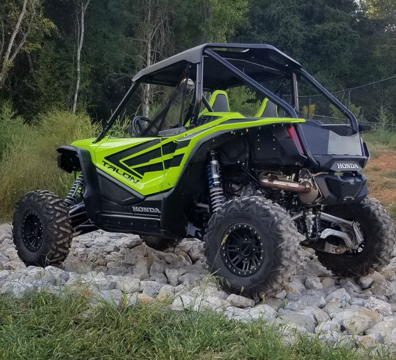 Honda Talon Bed Gate