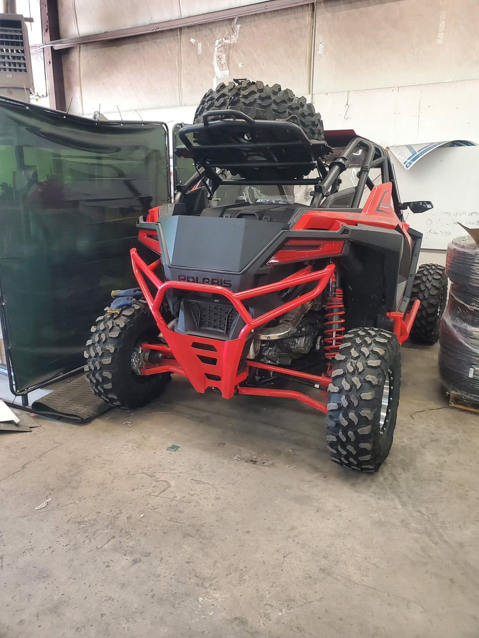 Polaris Pro Xp 2 and 4 Bed Gate