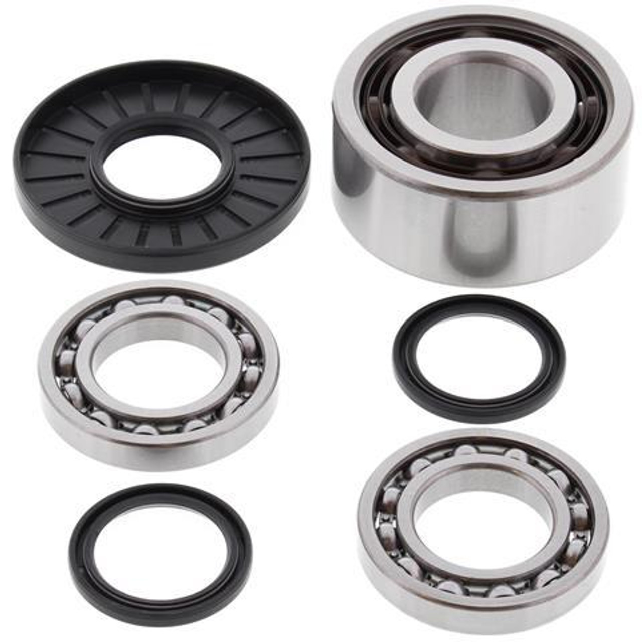 Polaris Ranger 900 RZR rear differential bearing /& seal kit 570 1000
