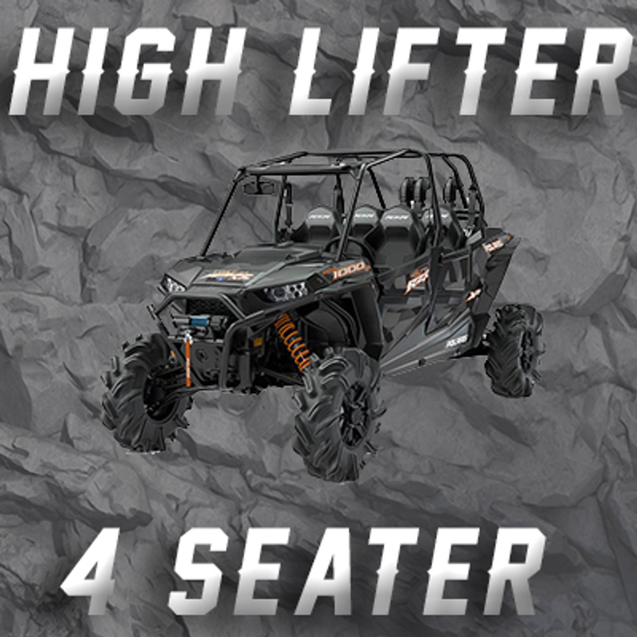 4 SEAT RZR HIGHLIFTER (RZR MODEL) TENDER SPRING SWAP KIT