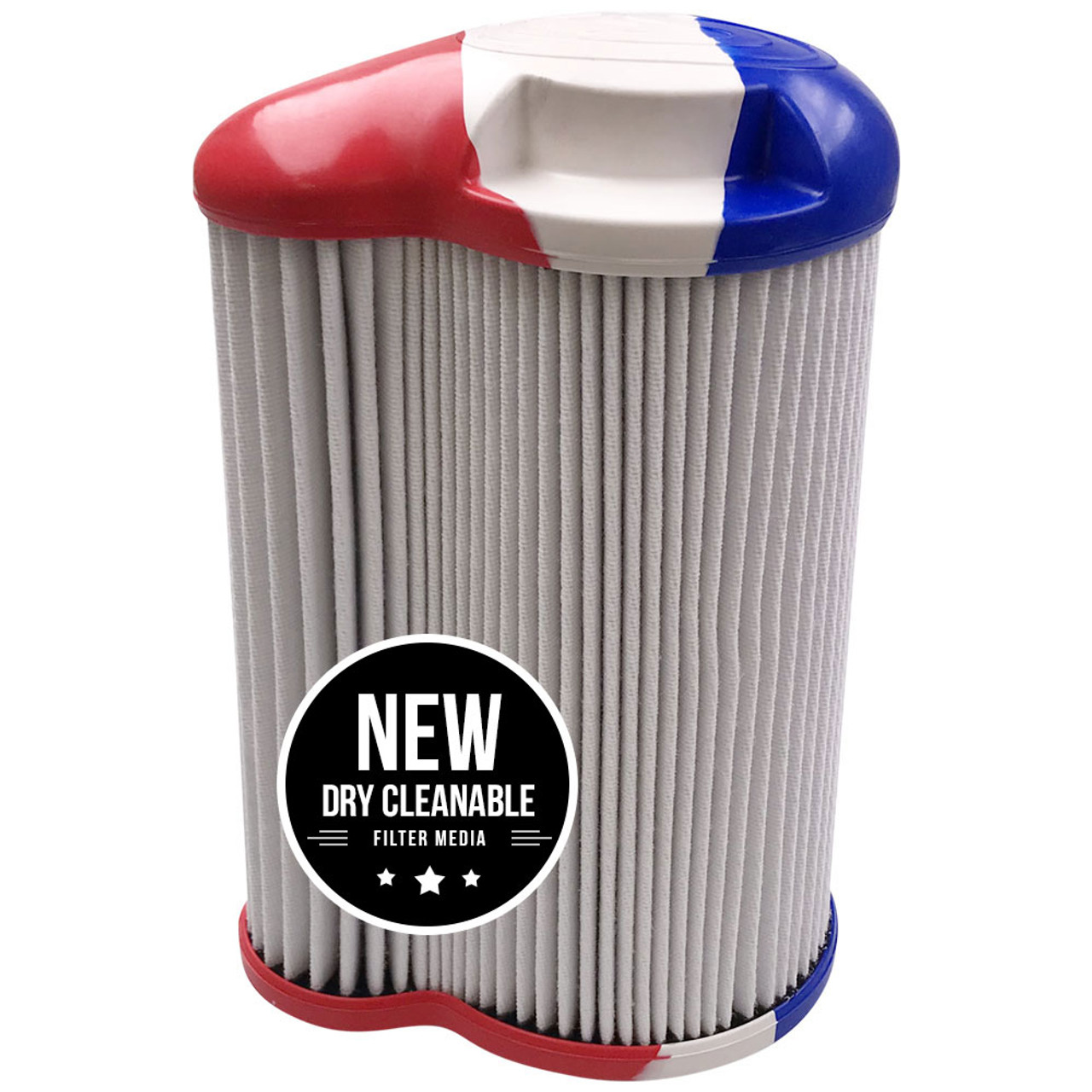 S&B REPLACEMENT FILTER FOR 2014-2019 POLARIS RZR XP 1000 / TURBO
