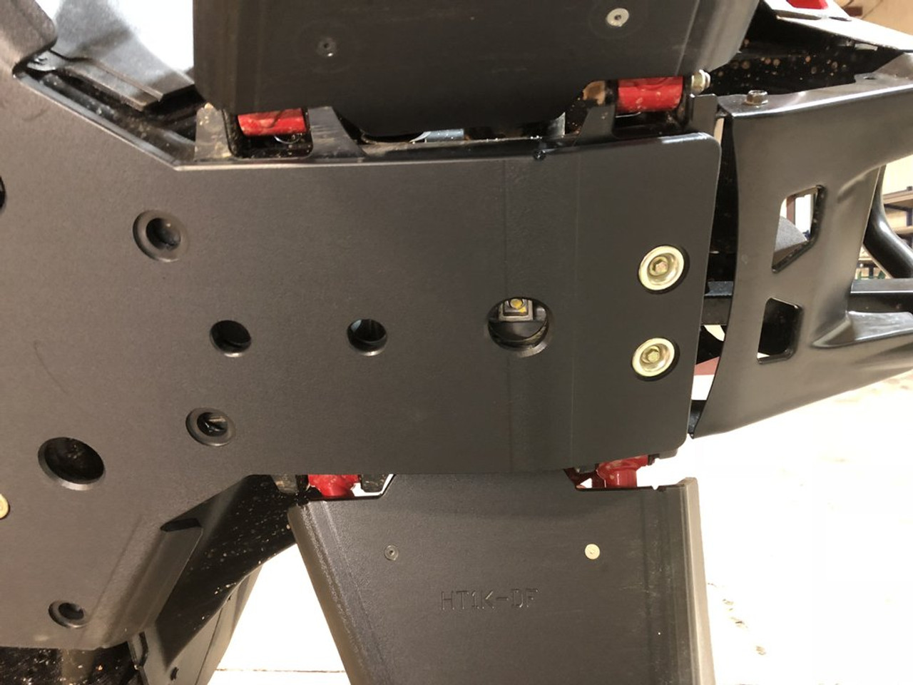 Trail Armor Honda Talon 1000R and 1000X Full Skids with Integrated Side Skid Plates 2019