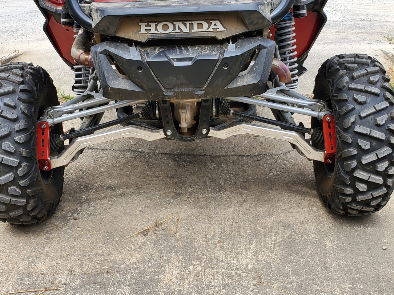 "Honda Talon R ""Shear Stoppers"""