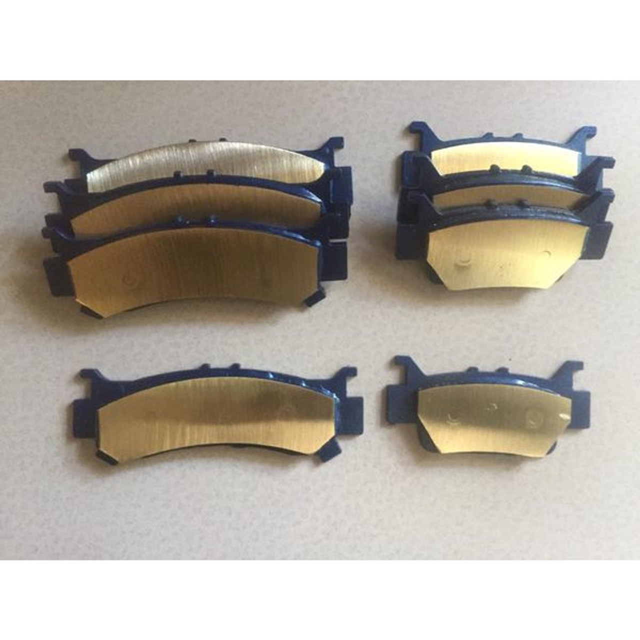 Honda Pioneer, Talon Brass Brake Pad Set