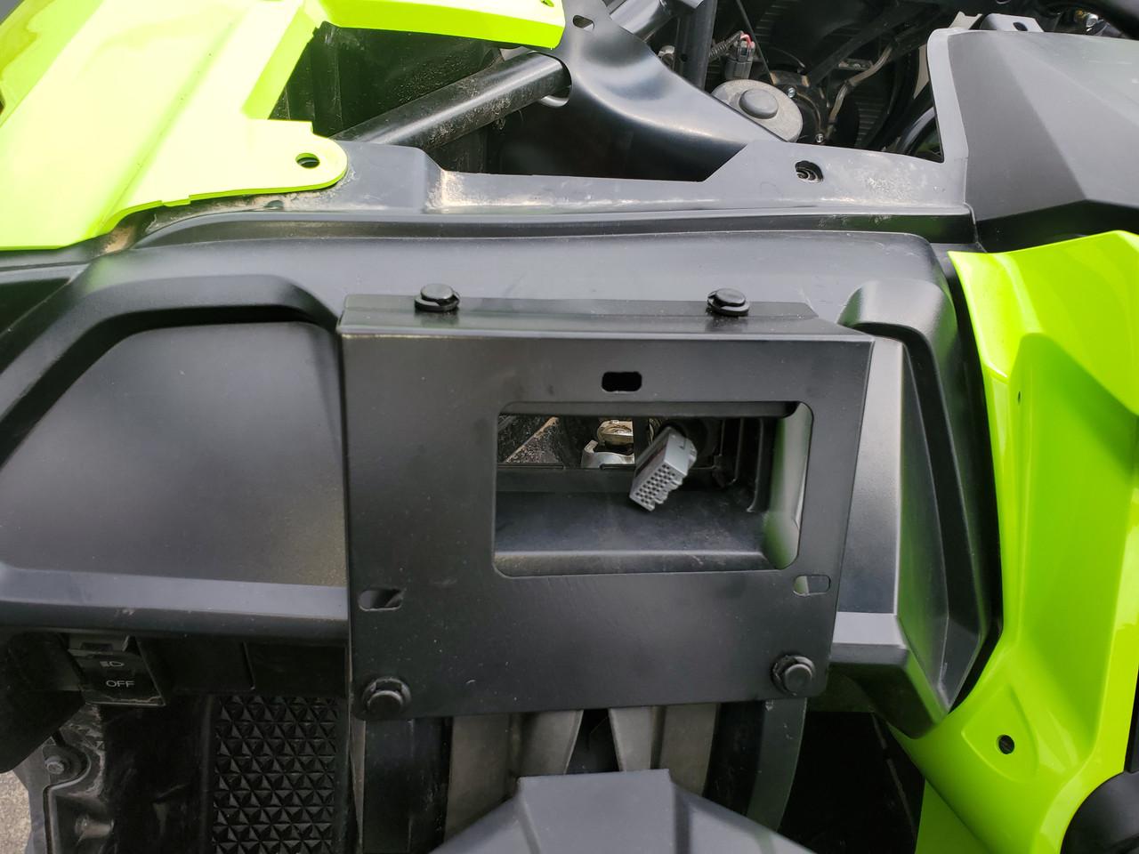 "Honda Talon ""Heads Up"" Gauge Relocation Kit"
