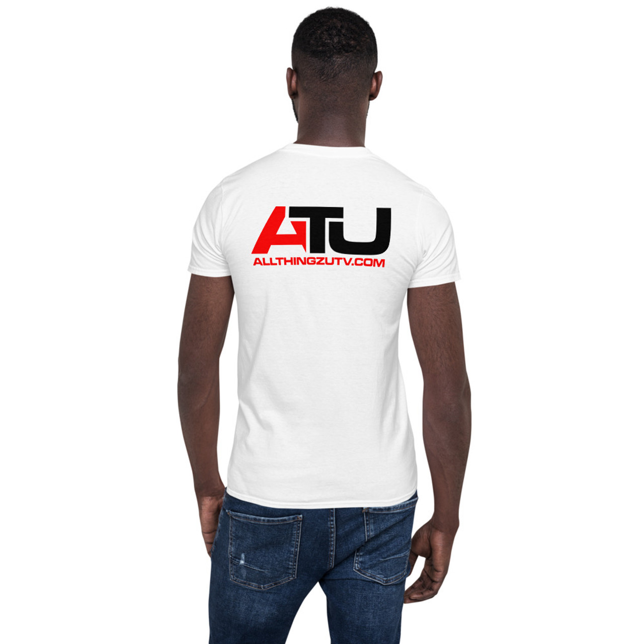 ATU Block logo Unisex T-Shirt