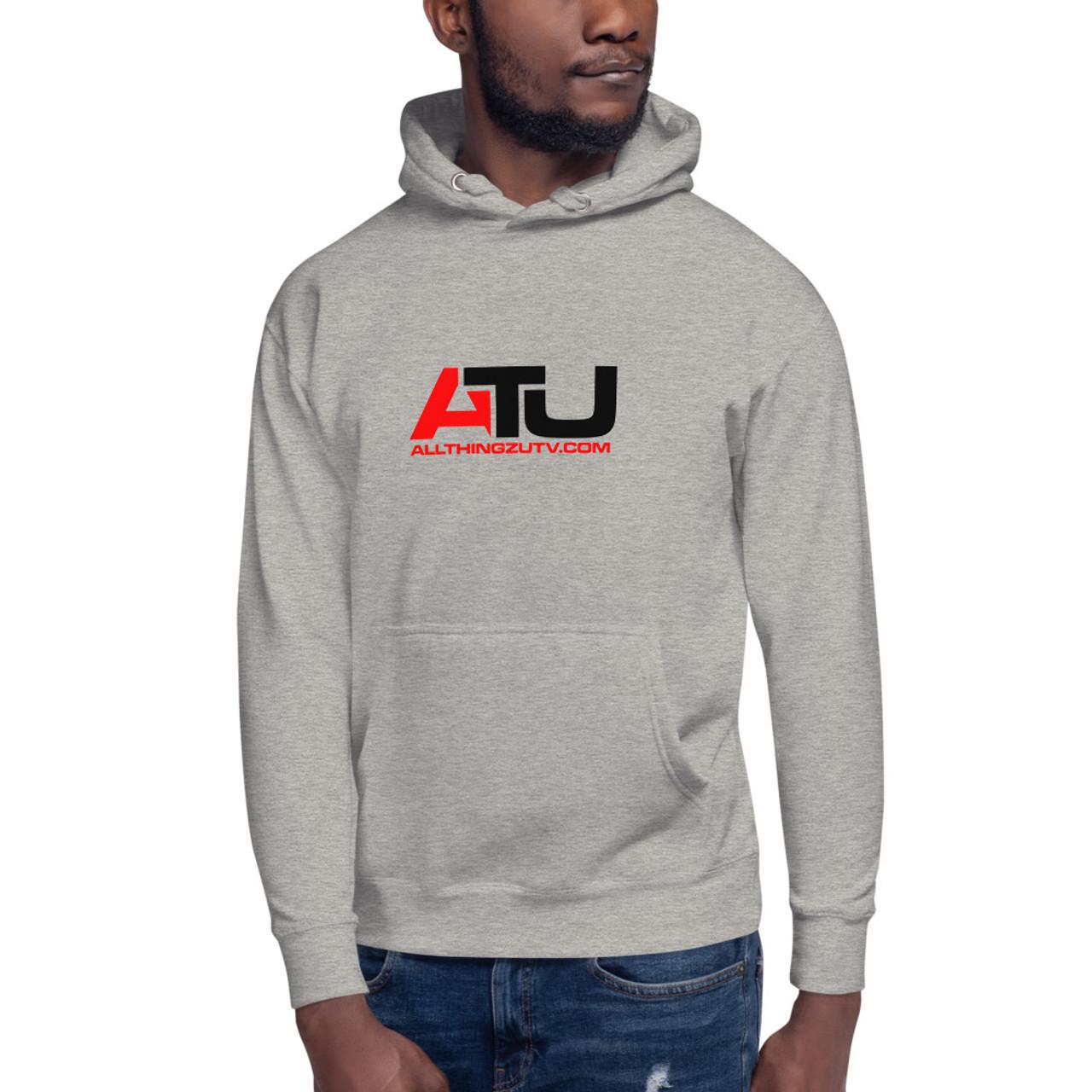 ATU Block logo Hoodie