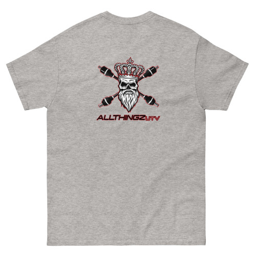 ATU Trail King T Shirt (grey)