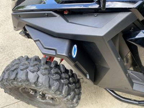 RZR PRO XP Fender Flare Set (front and rear)