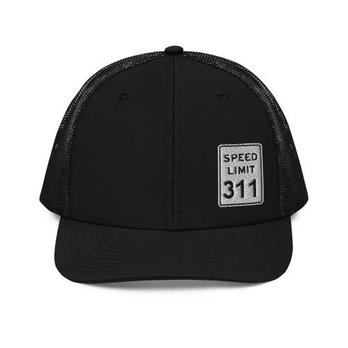 Speed Limt 311 Richardson 112 Snapback Trucker Cap