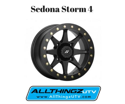 Sedona Storm 4/156 4+3 offset