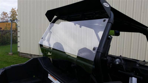 Hard Coated Cab Back / Dust Stopper