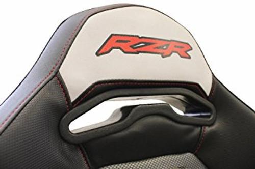 Polaris RZR Harness Seat Pass through kit